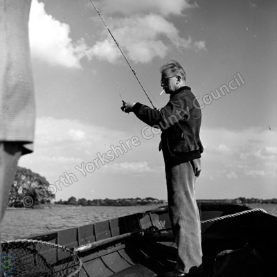 Marshall Hardy, Fisherman